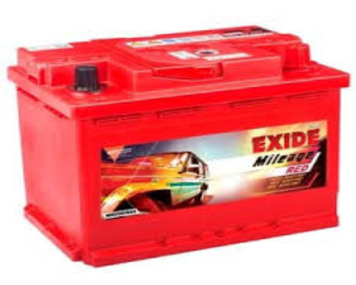 Car Battery Price: Exide Mi Red Din44 Car Battery Online At Best Price In