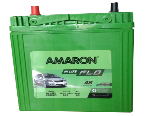 Amaron Flo 42b20l Car Battery Online At Best Price In Getbattery